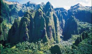 The majestic landscape